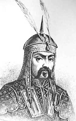 a paper on genghis khan and his empire Genghis or chinggis khan means universal ruler he was born temuchin, the son of a minor mongol chief, and overcame early obstacles to conquer the greatest empire of the world to date, which he bequeathed to his sons.