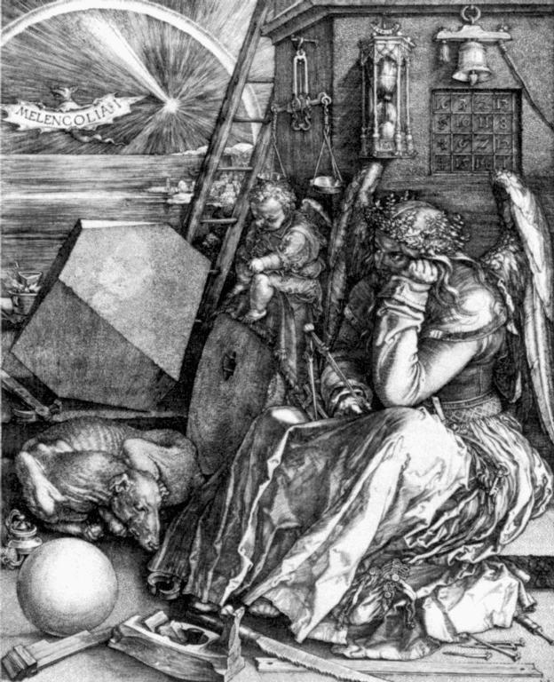 Albrecht Durer Melencolia I. Melencolia I