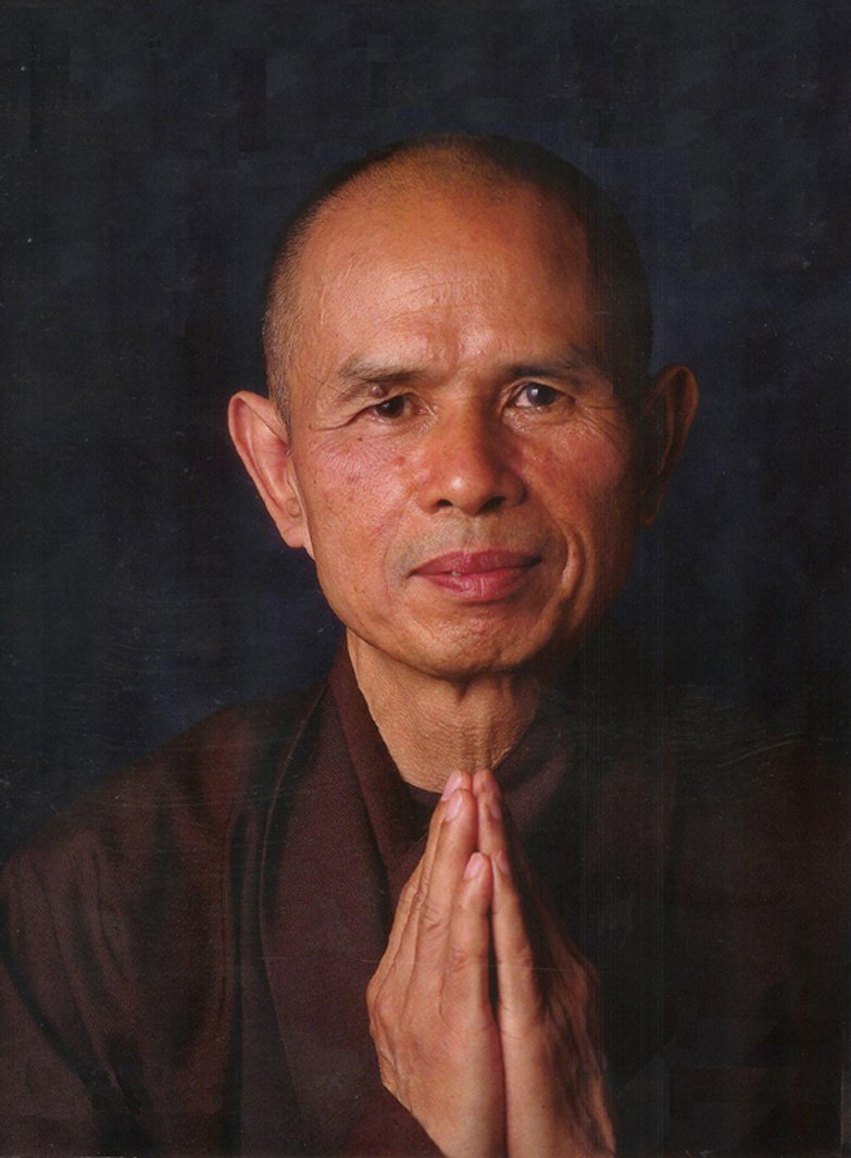 Abolitionist .com : Nhat Hanh ( 1926 - ) on familiar suffering