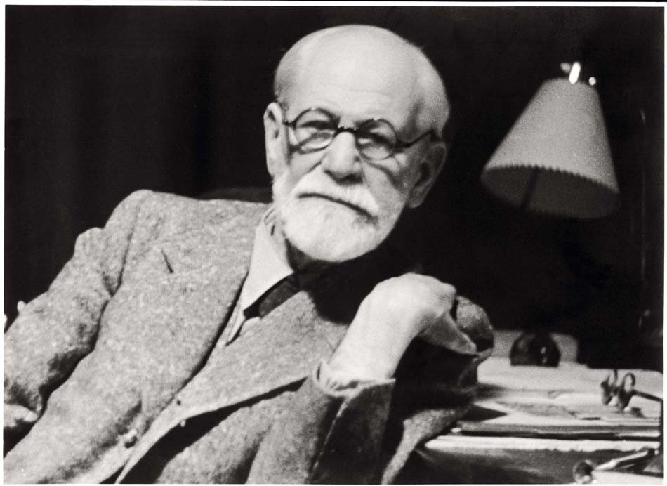 photo of Sigmund Freud