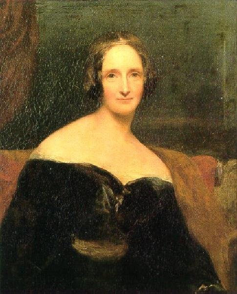 picture of Mary Wollstonecraft