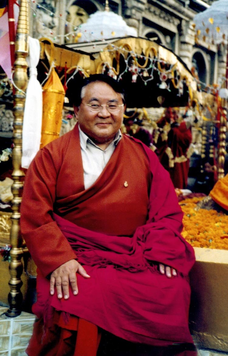 photo of Sogyal Rinpoche