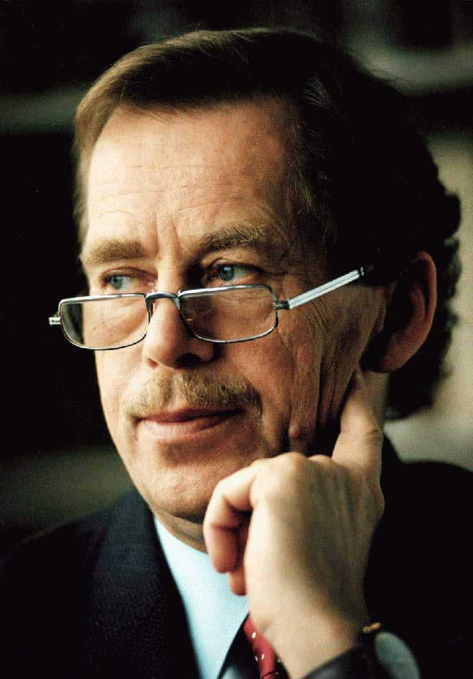 photo of Vaclav Havel